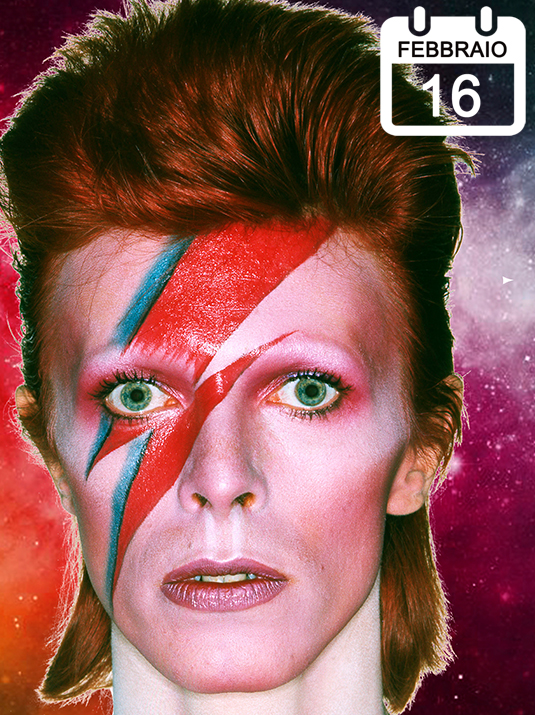 David Bowie Show • Andy and the White Dukes (C)